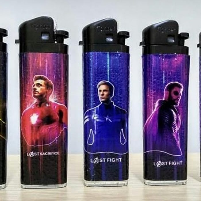 Fighter lighter Avenger series
