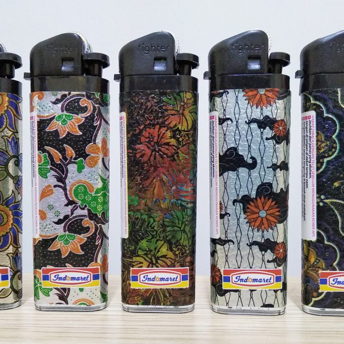 Fighter lighter Batik series