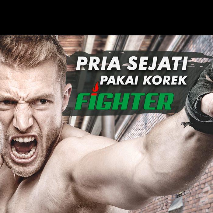 Pria Sejati Pakai Fighter
